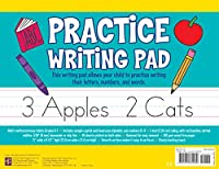 Practice Writing Pad