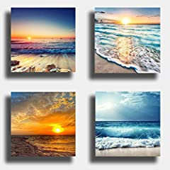 Print: All our paintings are printed using the digital printing technique in hd, with environmentally friendly inks (non-toxic and odorless); our canvases are first printed in hd, then they are applied to 2 cm frames via rear stapling to create a 3D ...