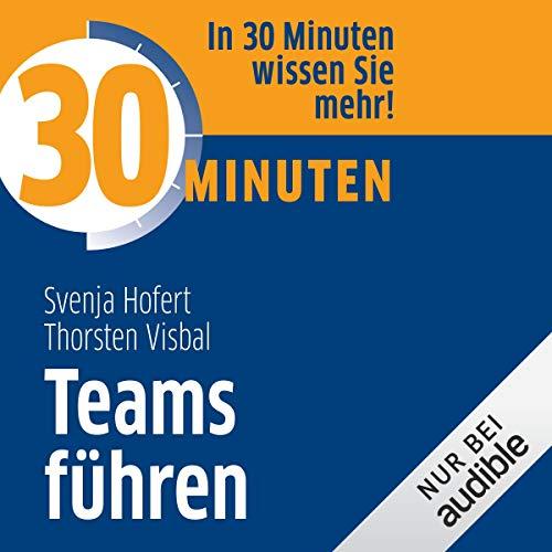 30 Minuten Teams führen cover art