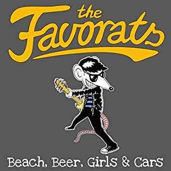 Beach, Beer, Girls and Cars