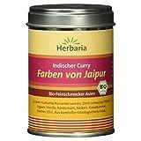 Herbaria 'Farben von Jaipur' Indischer Curry, 80g