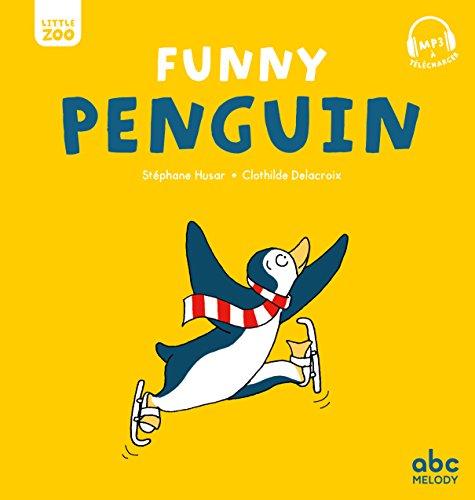 Little zoo - Funny penguin