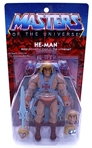 SUPER7 Masters of The Universe Classics Action Figure Club Grayskull Ultimates He-Man 1