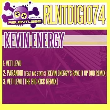Veti Levu / Paranoid / Veti Levu (The Big Kick Remix)
