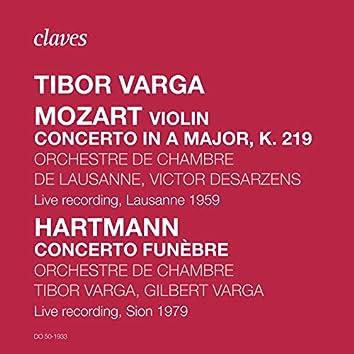 Tibor Varga, Rare Live Recordings