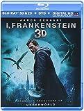 I, Frankenstein [Blu-Ray 3D & 2D + DVD + Digital HD Ultaviolet] [USA] [Blu-ray]
