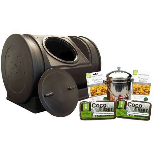 Best Price Jur_Global Compost Wizard Starter Kit