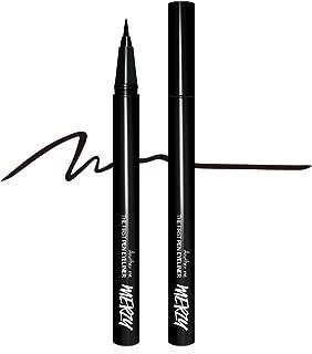 Merzy the First Pen Eyeliner w/ Long-Lasting 12HR Waterproof tattoo ink (OREO)