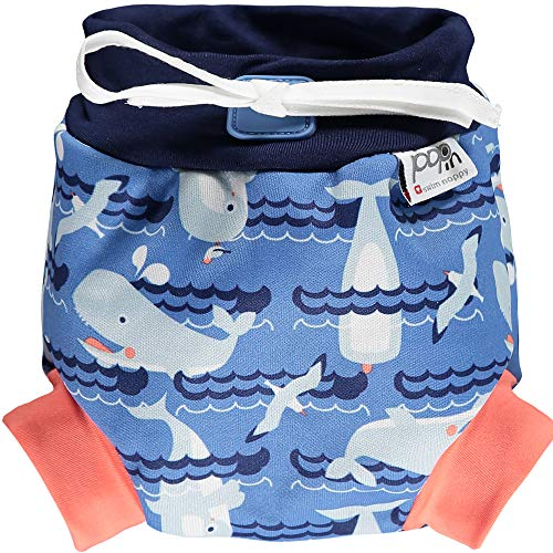 Close bañador solar talla 3, Whale