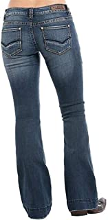 Rock & Roll Cowgirl Women's Trouser Extra Stretch Jeans