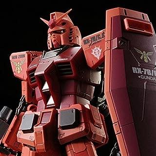 Premium Bandai 1/144 Real Grade RG RX-78/C.A. Char's Casval's Gundam Limited Edition