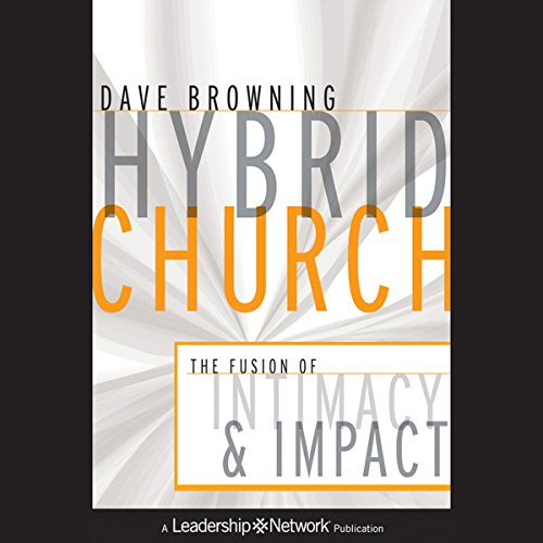 Hybrid Church audiobook cover art