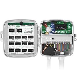 POOL Total Kit > Unité de commande Rain Bird ESP-TM2 + module LNK WiFi / Arrosage Irrigation Arroseur 4 stations