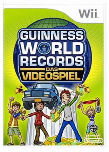 Guinness World Records - Das Videogame