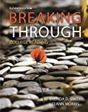 Breaking Through: College Reading Plus MyLab Reading with Pearson eText -- Access Card Package (11th Edition)