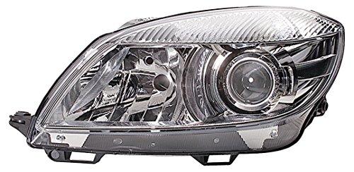 Preisvergleich Produktbild HELLA 1ZL 010 417-431 Halogen Hauptscheinwerfer,  Links,  für Fahrzeuge mit Kurvenlicht,  mit Stellmotor für LWR