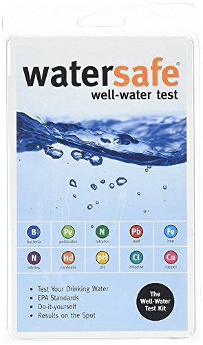 2 x Trinkwasser Wassertest (10 versch. Tests in 1) mit deutsch/englisch bedienungsanleitung