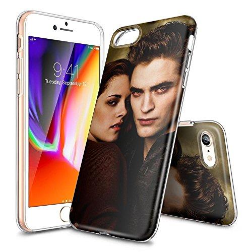 iPhone 7 Cover,LOASGLL Custodia iPhone 7 Cover Morbida Silicone TPU Case Anti Graffio Ultra Sottile Crystal Clear Protettiva Bumper Case per iPhone 7 Protective Cover - YQYYWTOT00163