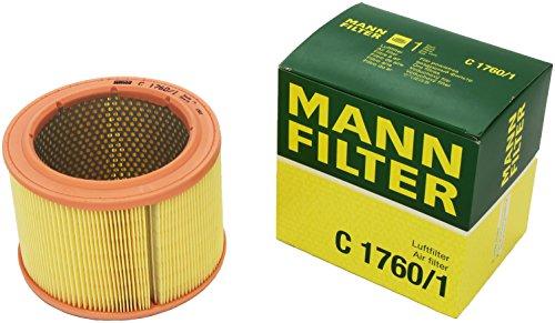 Mann Filter C 1760/1 Filtro de Aire
