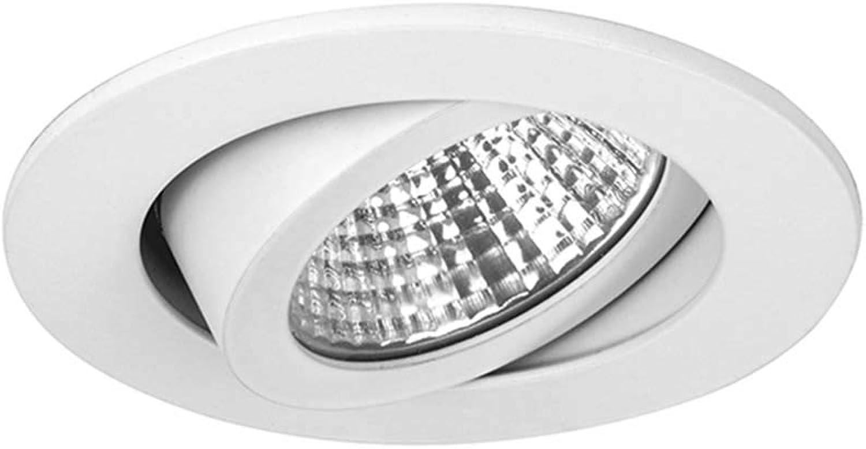 Brumberg LED Decken-Einbaulampe 470lm Wei dim2warm IP65