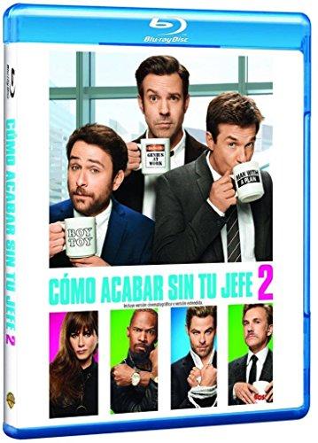 Como Acabar Sin Tu Jefe 2 Blu-Ray [Blu-ray]