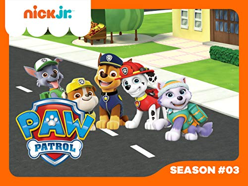 Paw Patrol Season 3