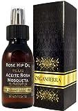 Aceite de Rosa Mosqueta Plus by Organiterra. Unico...