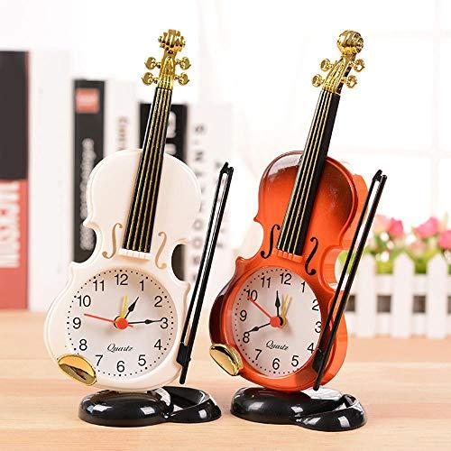 Violin Gift Home Decor Quartz Clock