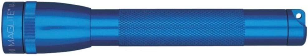 MAGLITE SM2A11H 14-Lumen Sale Special Price Mini Flashlight with Holster con Ranking TOP17 Blue