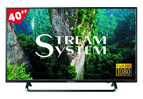 Stream System BM40L81+ - TV LED 40' Full HD, HDMI, USB, VGA Clase de eficiencia energética A+