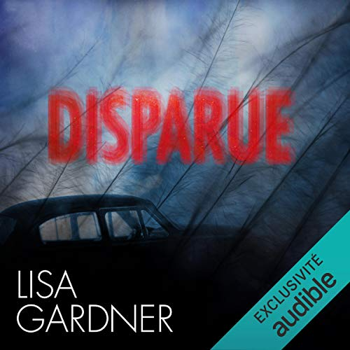 Disparue cover art