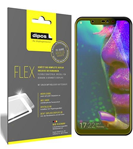 dipos I 3X Schutzfolie 100prozent kompatibel mit Allview Soul X5 Pro Folie (Vollständige Bildschirmabdeckung) Bildschirmschutzfolie