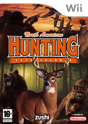 North American Hunting Extravaganza (Wii) [import anglais]