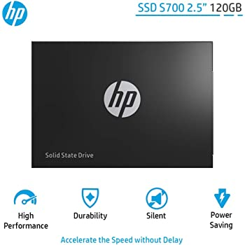 Hewlett Packard 2DP97AA#ABB - Disco Duro Interno SSD de 120 GB ...