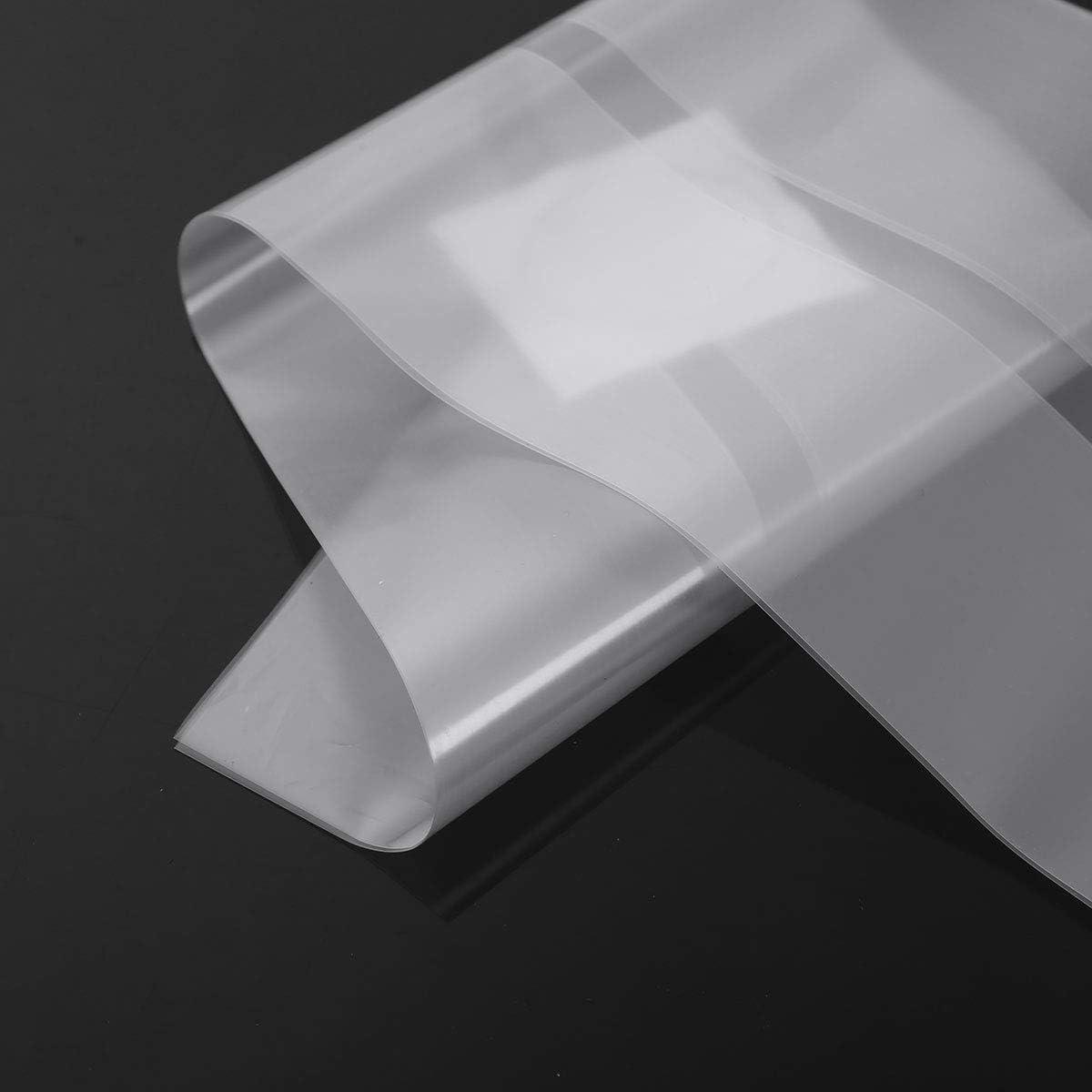 Bolsas de cultivo de hongos 10 unidades, polipropileno Size B Transparente 5.1 x 20.0 Inhzoy color transparente