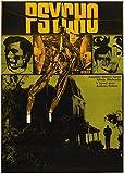 Psycho 1960) Filmposter (Tschechische x 60.96 cm, 91.44 cm