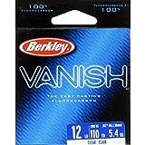 Berkley Vanish, Clear, 110-Yard/6-Pound