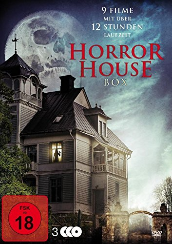 Horror House Box [3 DVDs] 9 Horrorfilme auf 3 DVDs