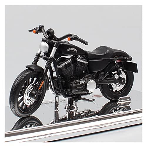 El Maquetas Coche Motocross Fantastico 1:18 Para Harley 2014 Sportster Iron 883 Diecast Y Modelos Vehículos Motocicleta Bicicleta Juguete Miniaturas Hobby Regalo Para Regalos Juegos Mas Vendidos