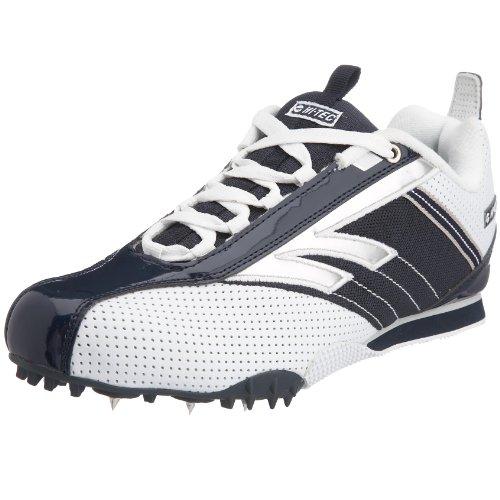 Hi-Tec - Zapatillas de deporte para hombre, color Blanco (White/Navy/Silver A93), talla...
