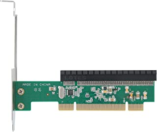 Bewinner PCI to PCI-E Bridge Conversion Adapter Card,ST42 PXE8112 Chipset for PCI Express x1, x4, x8 or x16 Riser Card