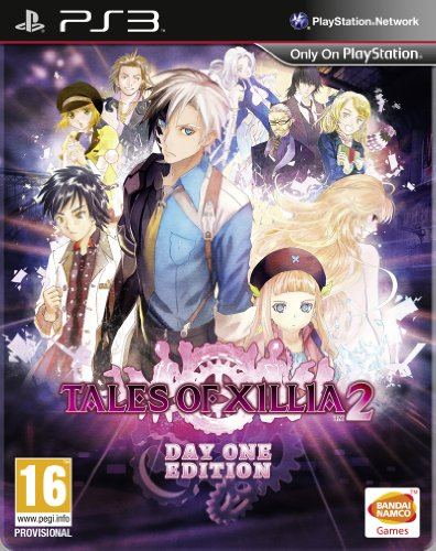 Tales of xillia 2 Day One Edition [Import Europa]
