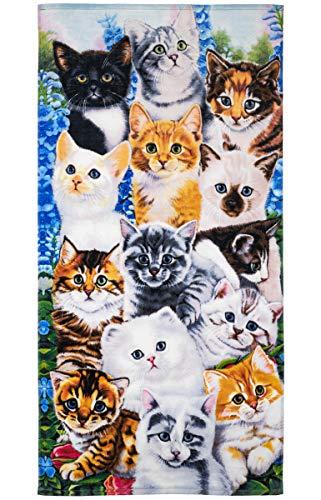 Kitten Collage Super Soft