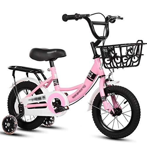 M-YN Bicicleta Niños con Ruedines Los niños niños de la Bici de...