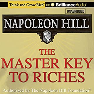 The Master Key to Riches cover art