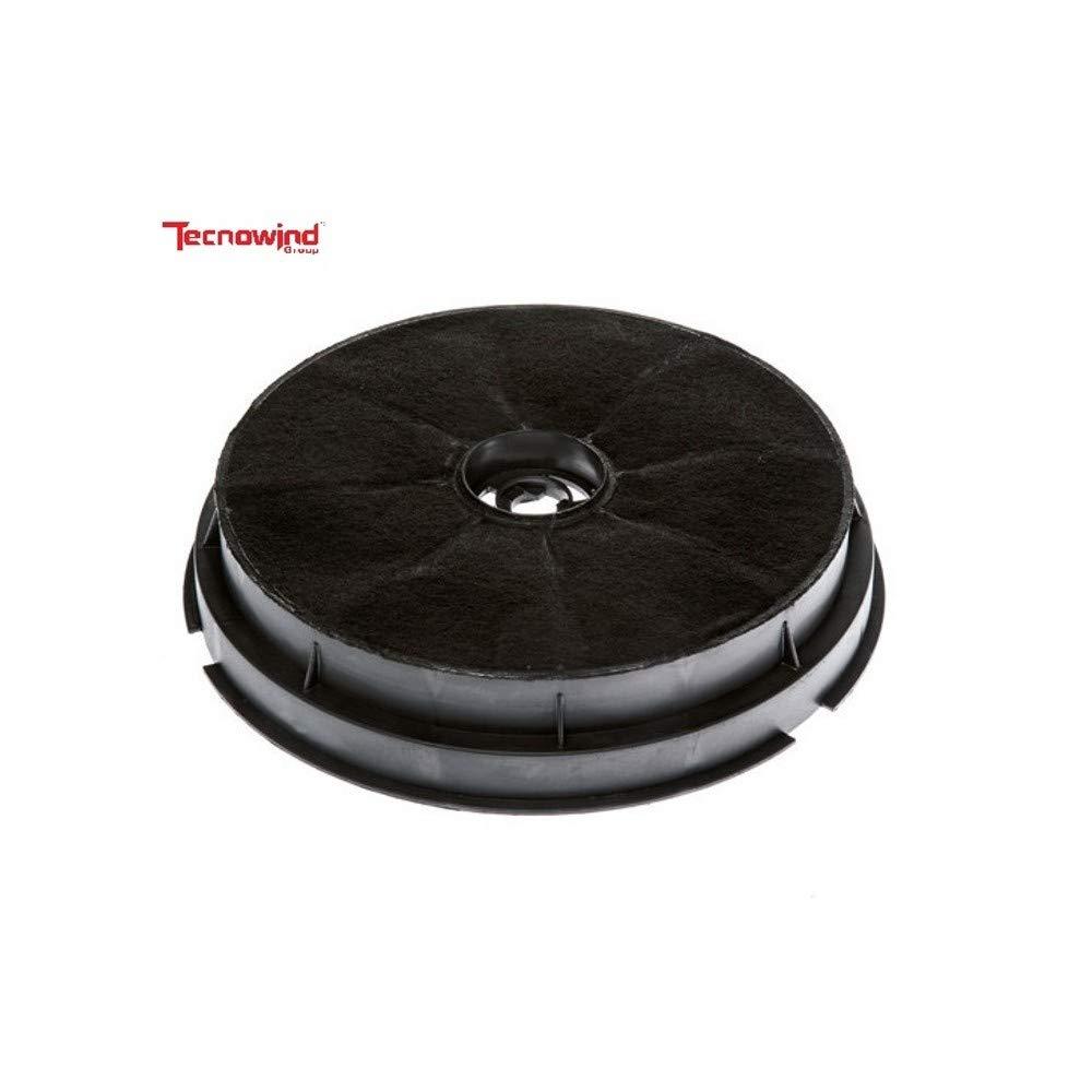 Filtro de carbón para campana extractora Tecnowind Type 150 Diámetro 19 Aeg Electrolux: Amazon.es: Hogar
