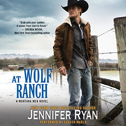 At Wolf Ranch audiobook cover art