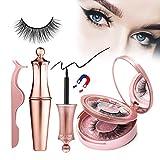 Magnetic Eyelashes with Eyeliner Magnetic