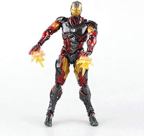 vendiendo bien en todo el mundo Wen Wen Wen Zhe Modelo de Juguete móvil Hecho a Mano de Iron Man Avengers Modelo de Juego  encuentra tu favorito aquí