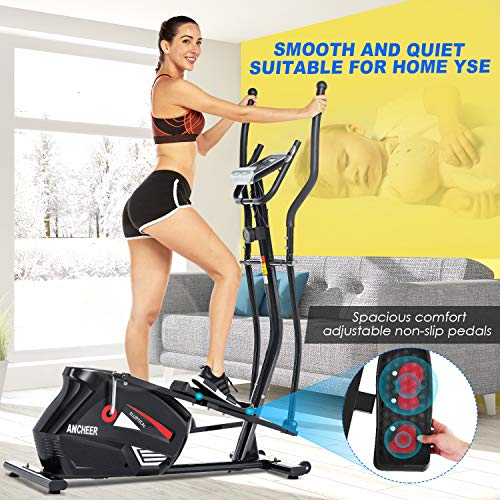 FUNMILY Elliptical Exercise Machine